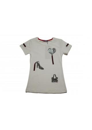 """Чудесная футболка """"Мадам"""""""